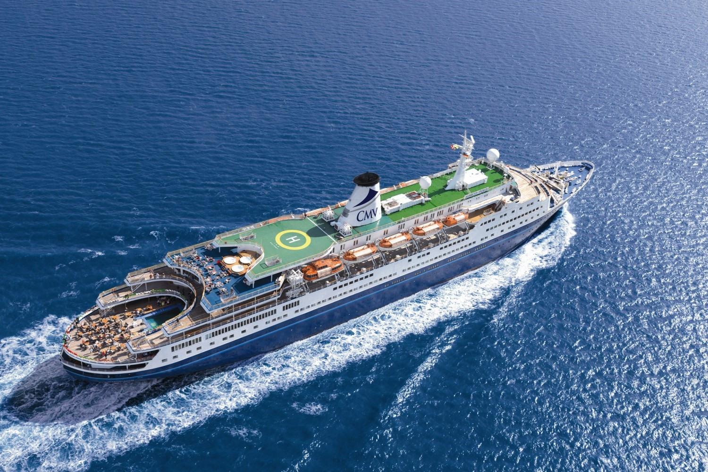 Cruise  Maritime Marco Polo Cruise Ship 2020 / 2021