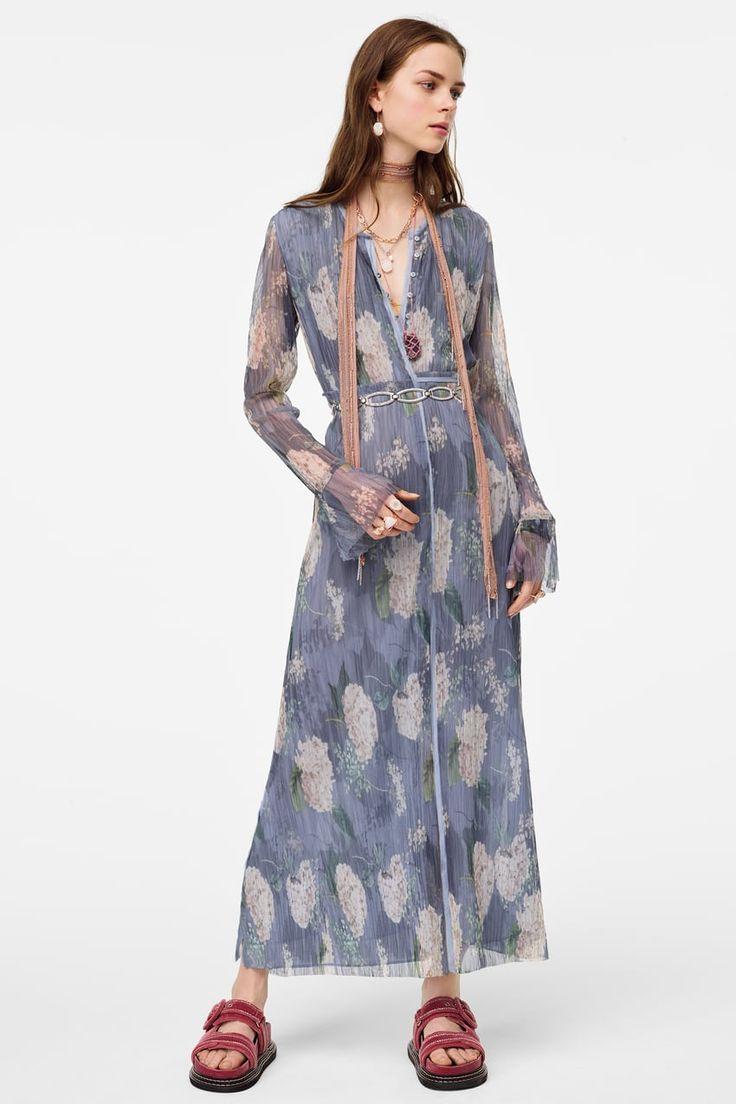 Укороченный Топ Лимитированная Коллекция  Zara