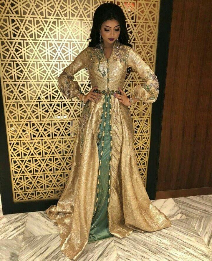 القفطان المغربي فخامة Dounia Batma Caftansofia