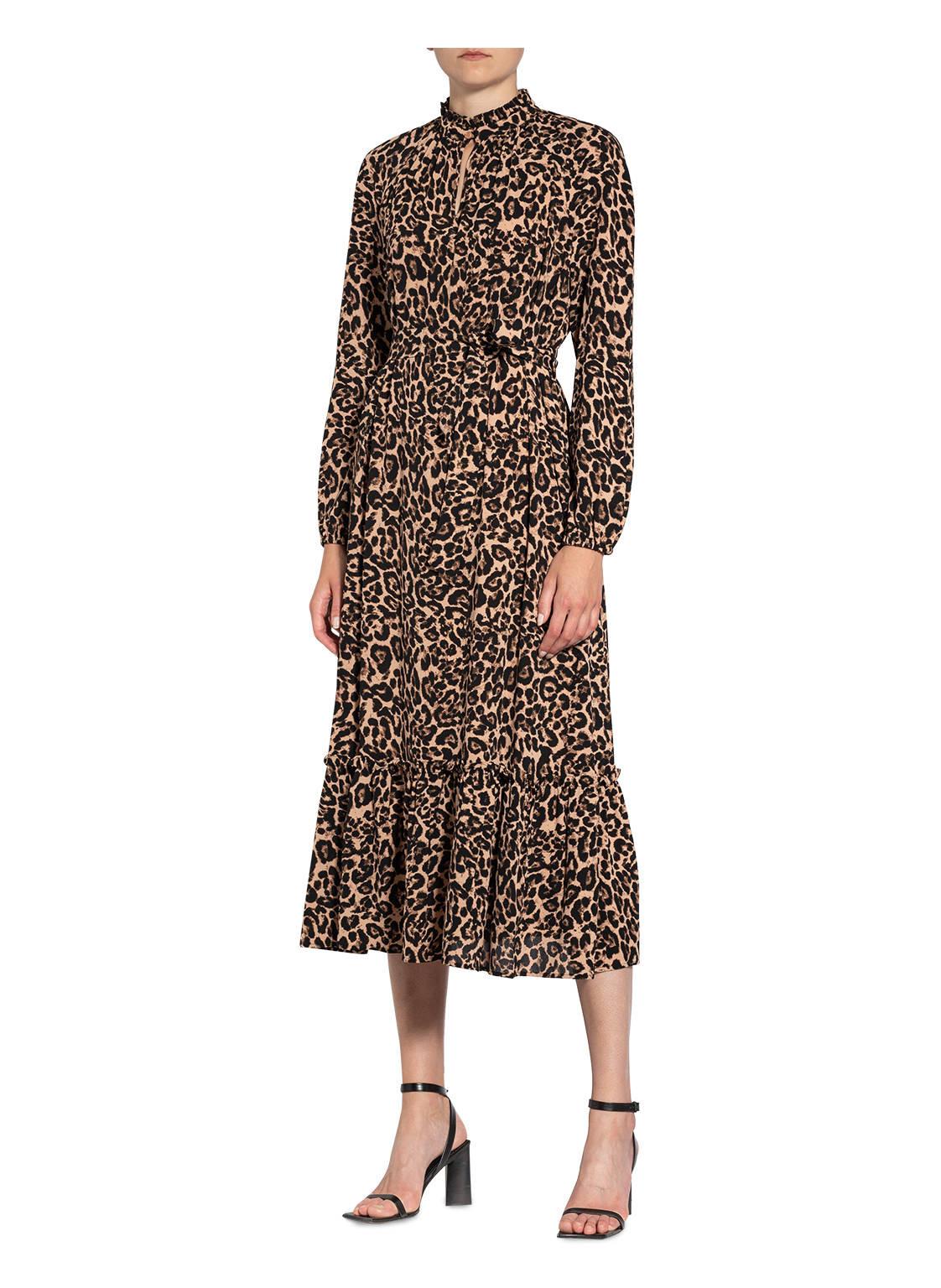 Damen Bekleidung Kleid Antoinette Mit Rüschenbesatz Von
