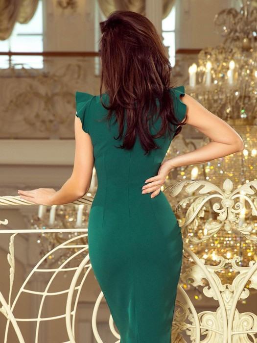 Damen Bleistift Kleid Für Abend 2271 Modischesachende