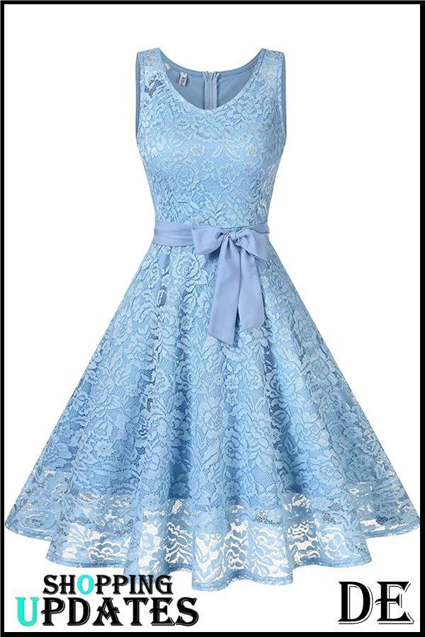 Damen Brautjungfernkleid Für Hochzeit Abendkleider Elegant