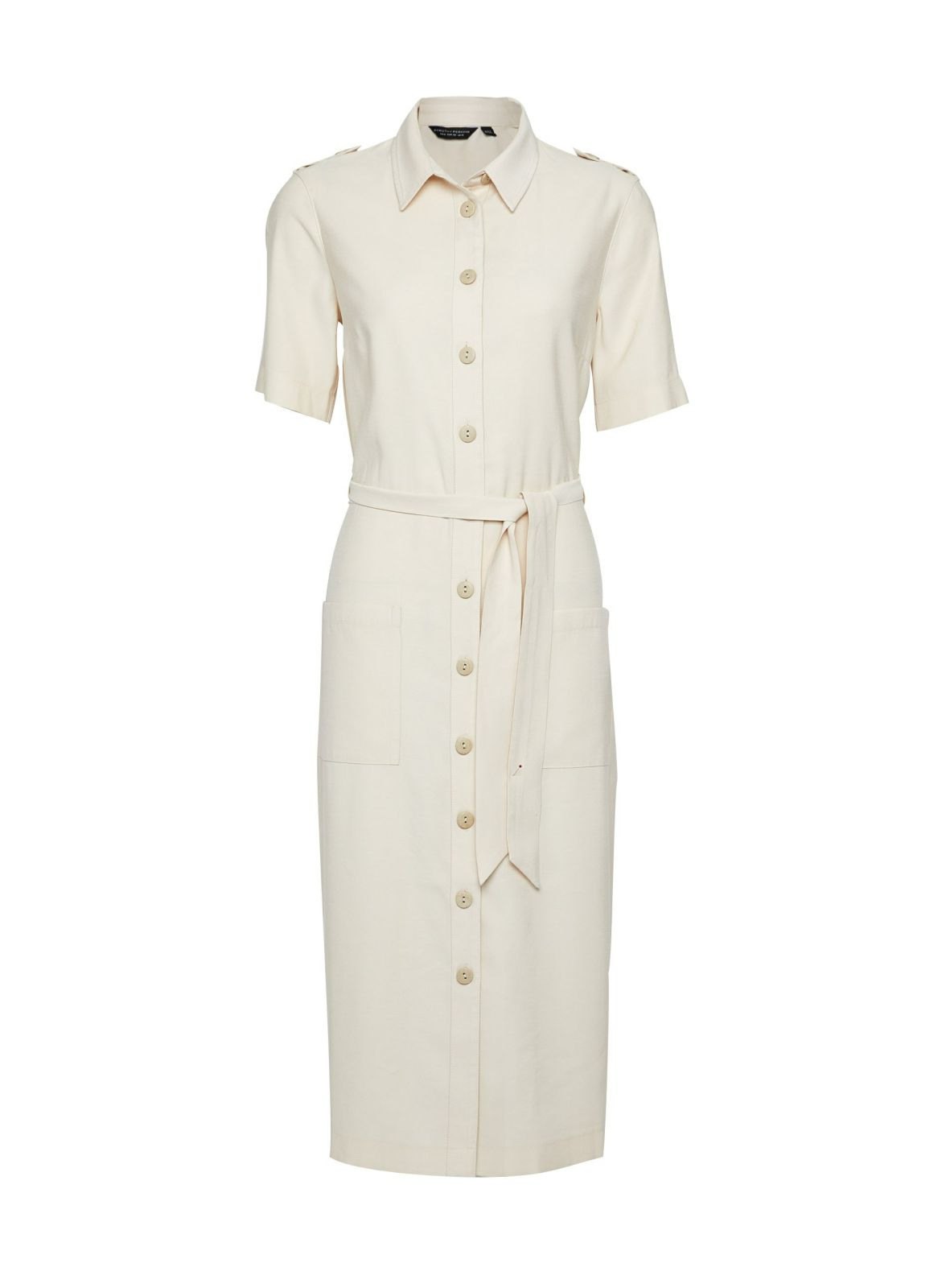 Damen Das Hemdkleid  Dorothy Perkins Steingraues