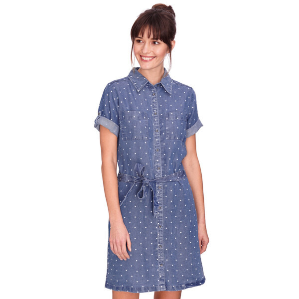 Damen Hemdkleid In Denimoptik Von Ernstings Family Ansehen