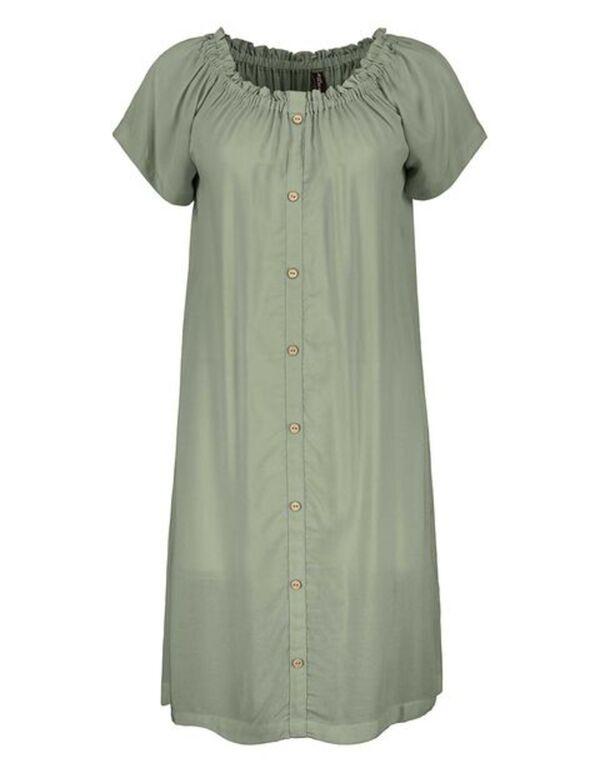 Damen Kleid Aus Viskose Von Takko Fashion Ansehen