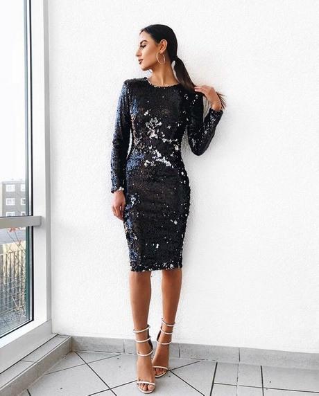 Damen Kleid Elegant
