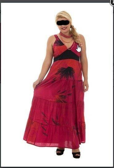 Damen Kleid  Gr 44/4648/5052/545660