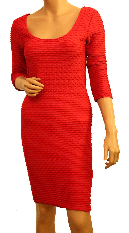 Damen Kleid In Rot  Trendige Kleider Für Die Saison 2018