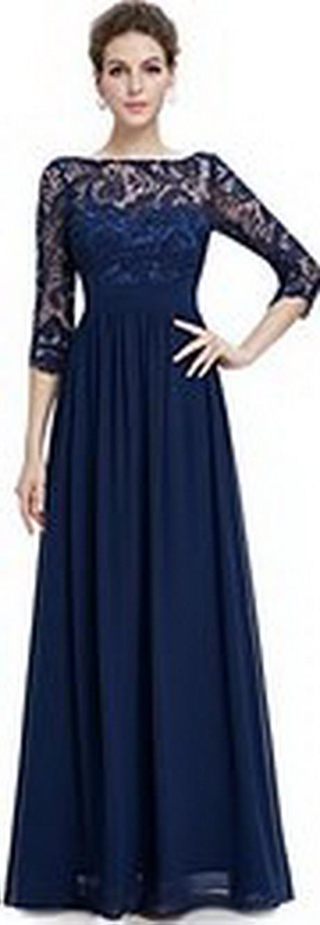 Damen Kleid Lang
