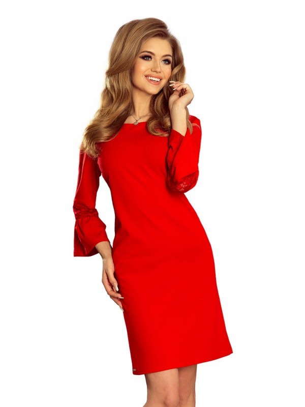 Damen Kleid Margaret 1903 Rot