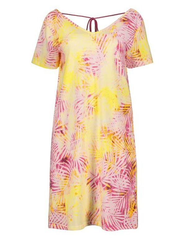 Damen Kleid Mit Rückenausschnitt Von Takko Fashion Für 12