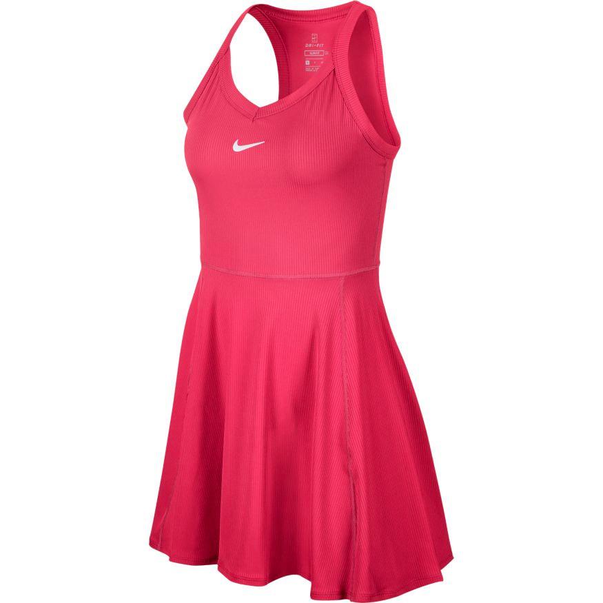 Damen Kleid Nike Court Drifit Vivid Pink  Sportartikel