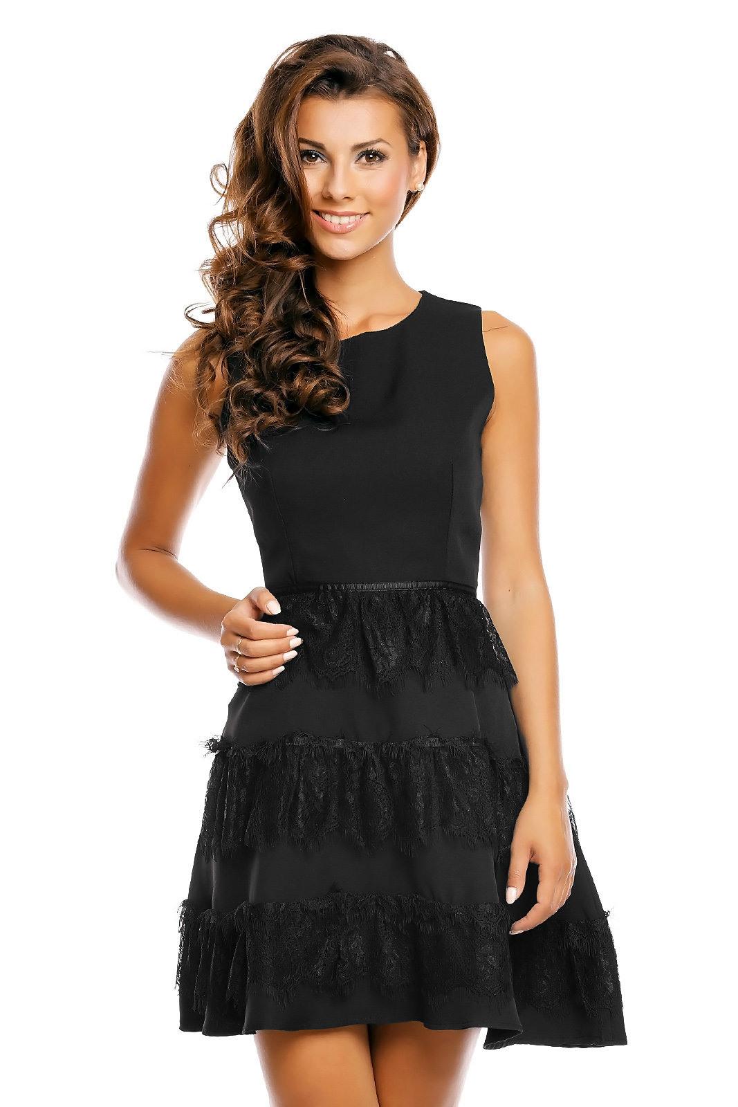 Damen Kleid Sommerkleider Cocktailkleid Partykleid