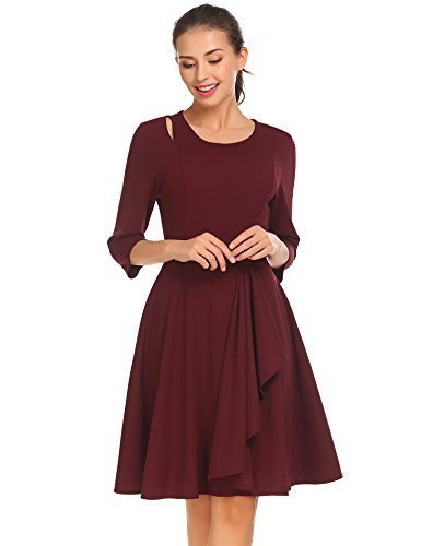 Damen Kleid Winter