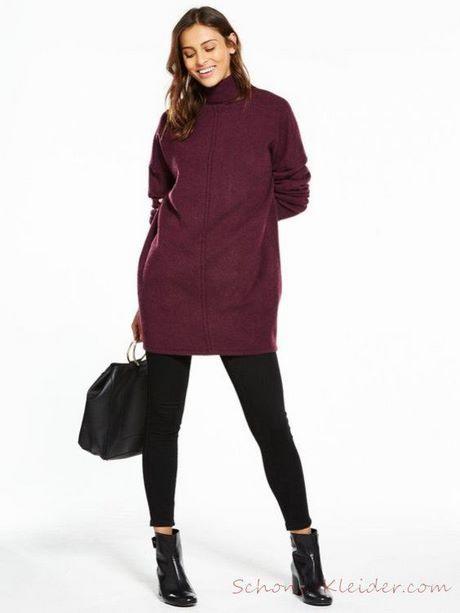 Damen Kleider Winter 2020
