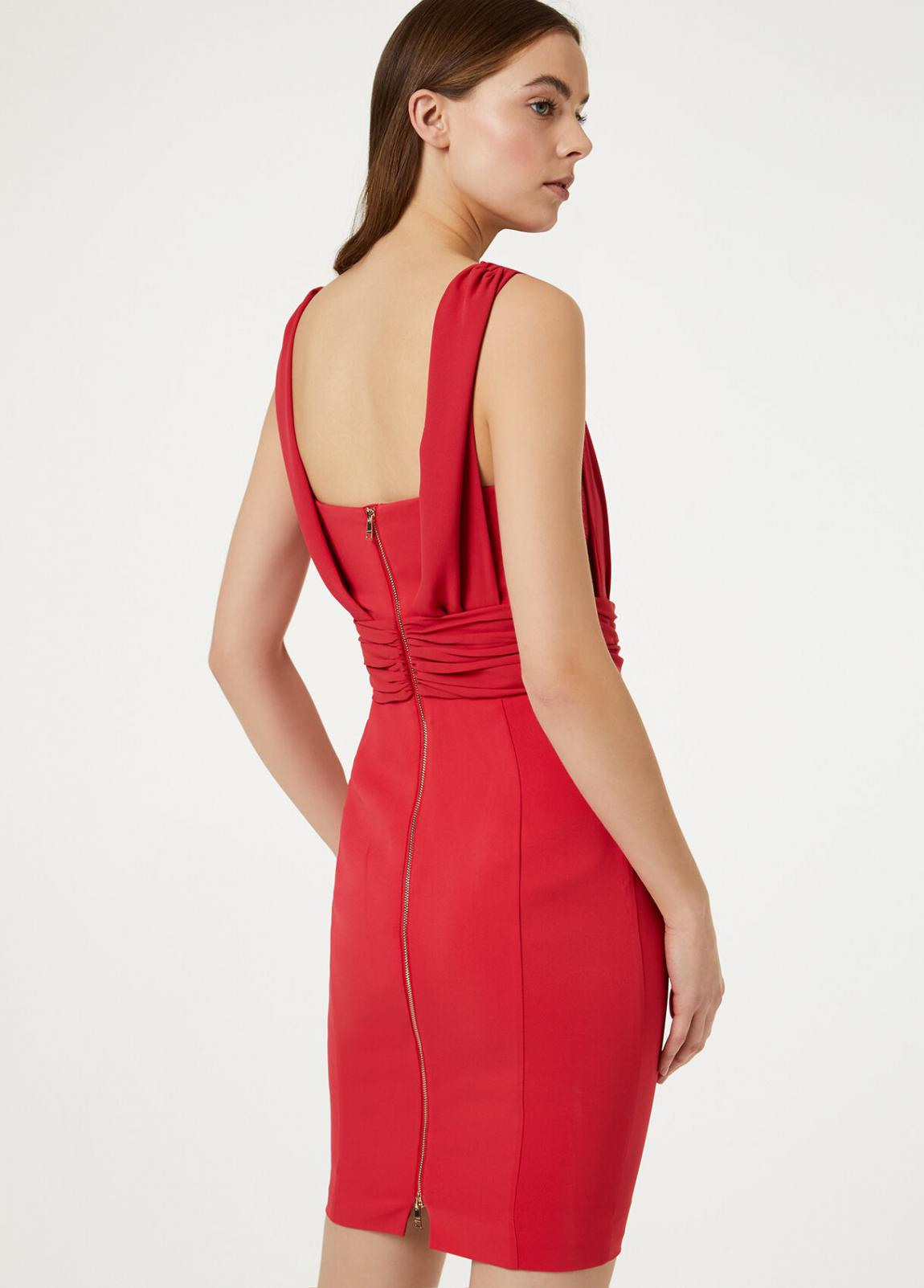 Damen Kurzes Kleid Mit Reißverschluss  Liu Jo Kleider
