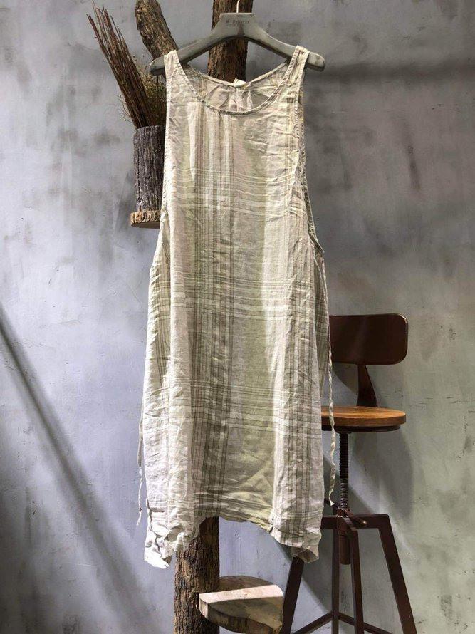 Damen Leinen Kleider  Modetalente