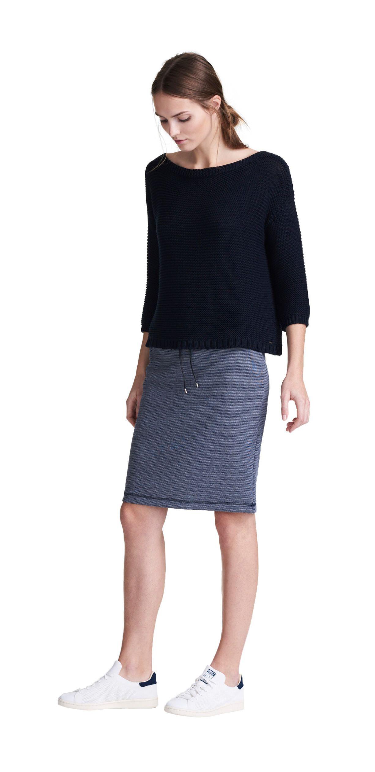 Damen Outfit Sportlich Femininer Look Von Opus Fashion