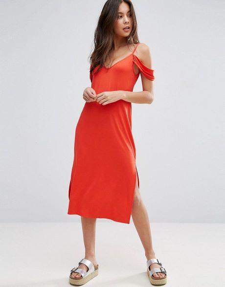 Damen Sommerkleider Midi