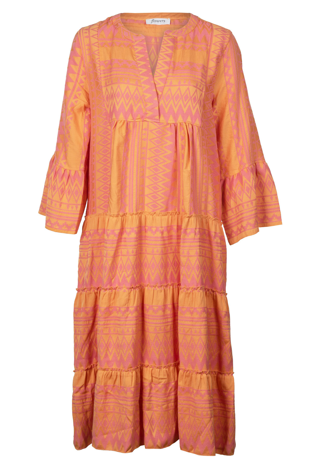 Damen Tunika Midi-Kleid | Kleider | Kleider & Röcke