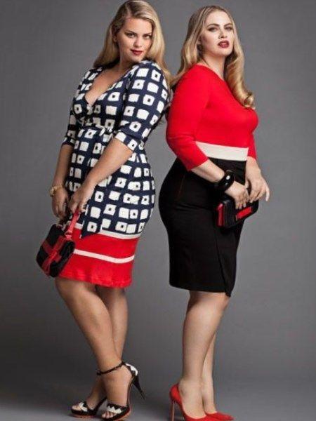 Damenkleidung Große Größen  Business Kleidung Damen Mode