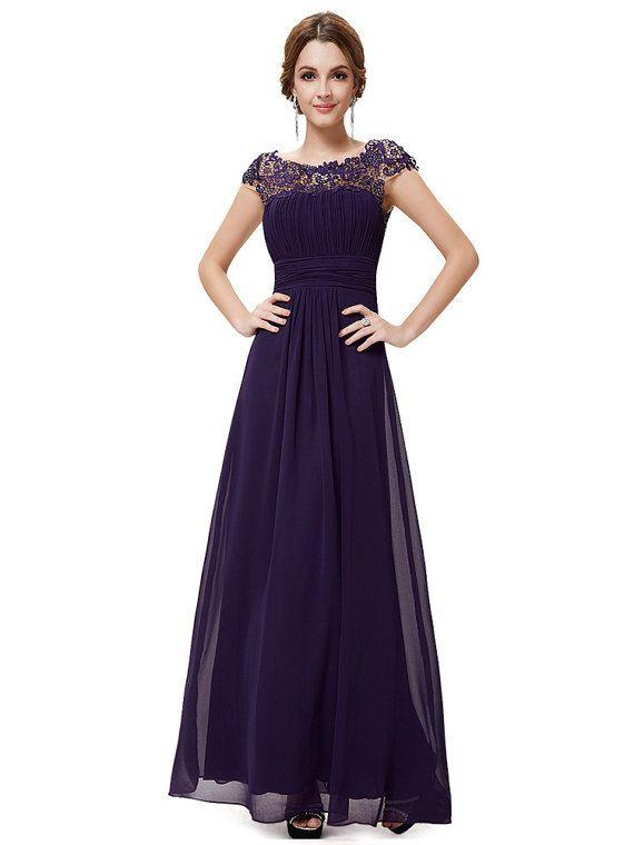 Damenmode Abendkleid Kleid Schwarz Cocktail Party Festlich