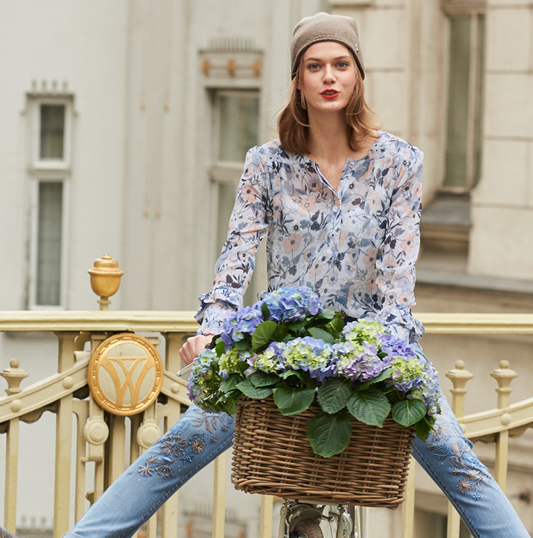 Damenmode Online Kaufen Im Modeshop  Heine
