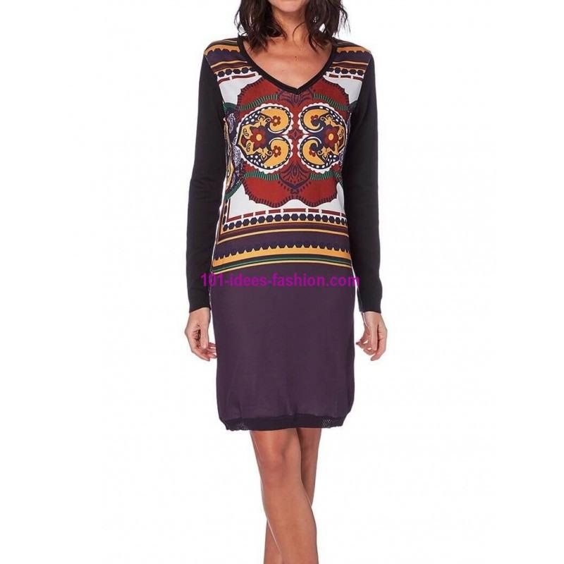Damenmode Online Shop Kleider Tuniken Winter Marken 101