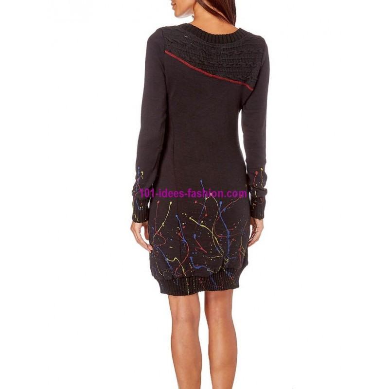 Damenmode Online Shop Kleider Tuniken Winter Marken Dy