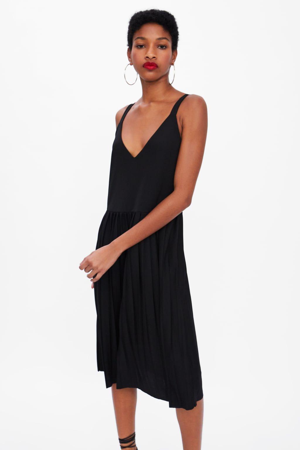 Dames Jurken  Nieuwe Collectie Online  Zara Nederland