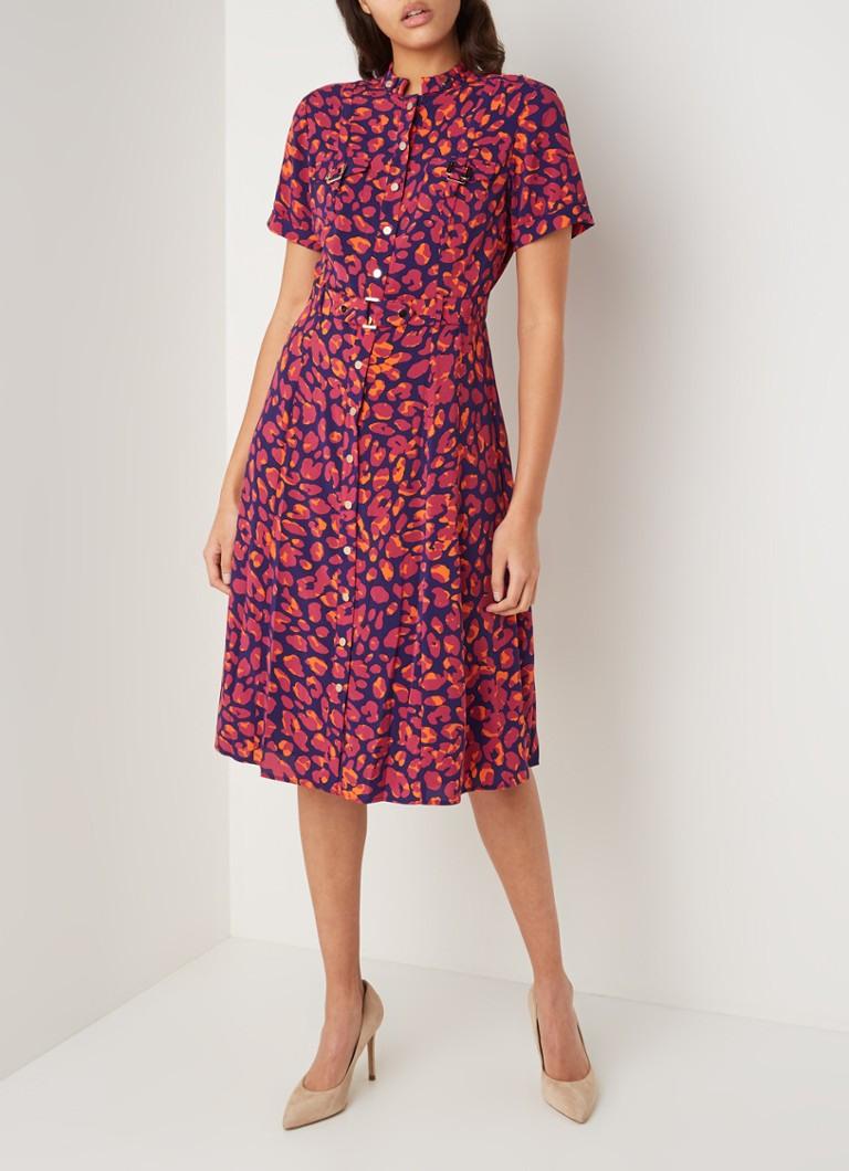 Damsel In A Dress Leonore Midi Blusenkleid Mit