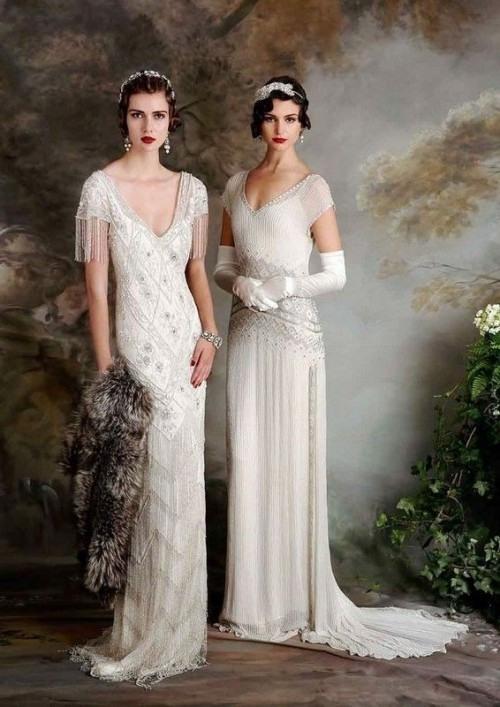Das 20Er Jahre Kleid Erlebt Ein Comeback In Den Modernen