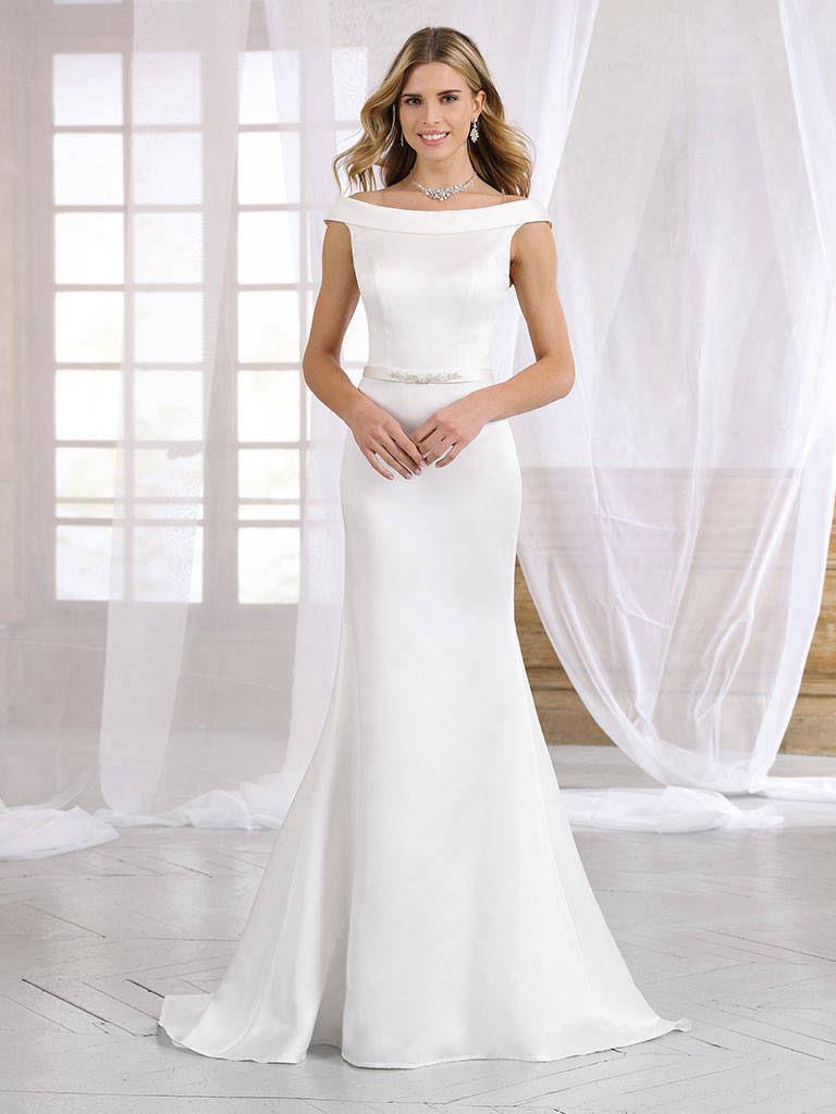 Das Klassische Brautkleid ★ Elegante Und Exklusive Brautmode