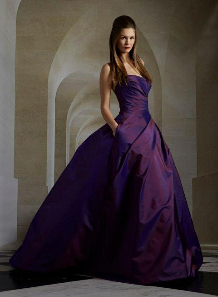 Das Lila Kleid  45 Erstaunliche Fotos  Archzine