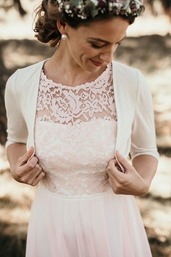 Das Perfekte Kleid Für Das Standesamt  Brautkleid Kurz