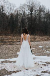 Dein Einzigartiges Brautkleid Nach Maß Handgefertigt Aus