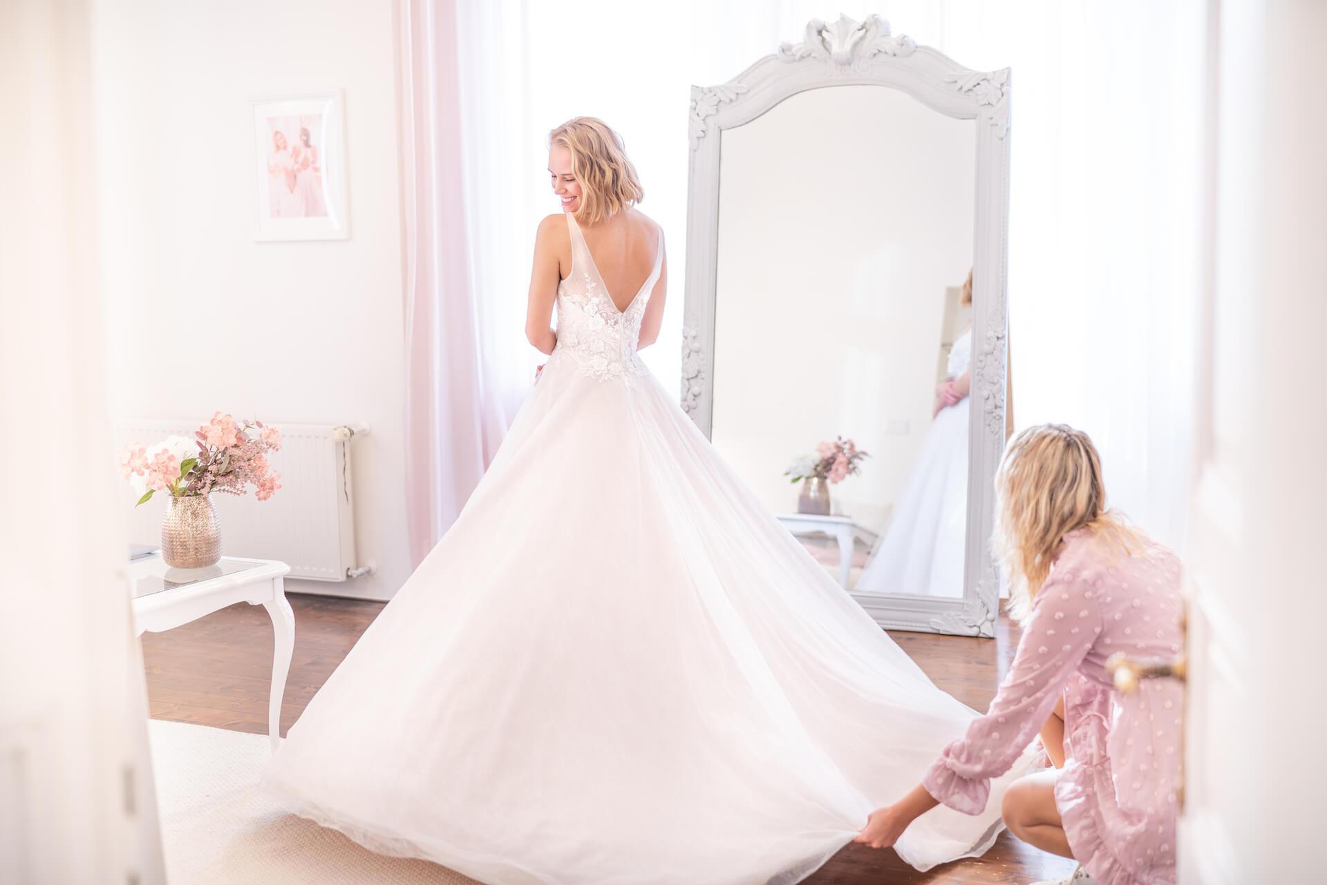 Dein Termin Zur Brautkleidanprobe  Sanna Lindström