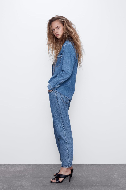 Denim Shirt  Zara United Kingdom In 2020
