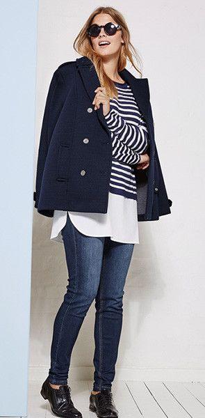 Denim Special  Aktuelle Jeansmode Für Plus Size Frauen