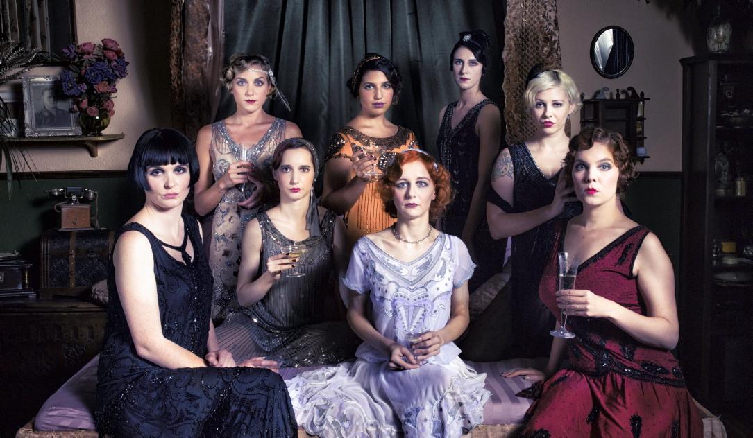 Der Glamour Der 20Erjahre  Forum  Das Wochenmagazin