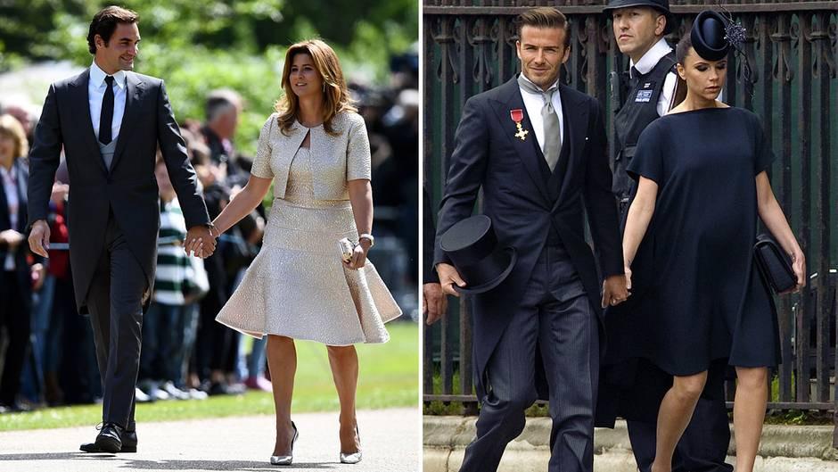 Der Mann Das Kleid Die Kirche Die Hochzeiten Von Pippa