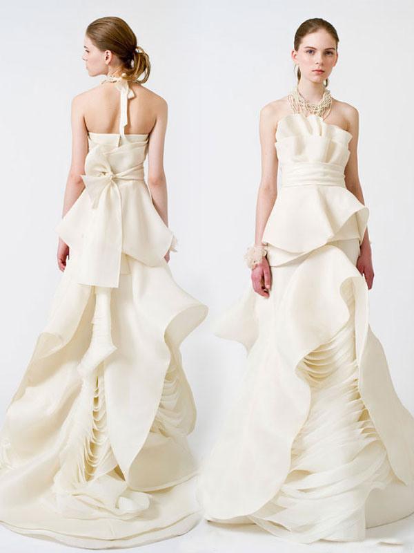 Designer Brautkleider Blog Vera Wang Designer
