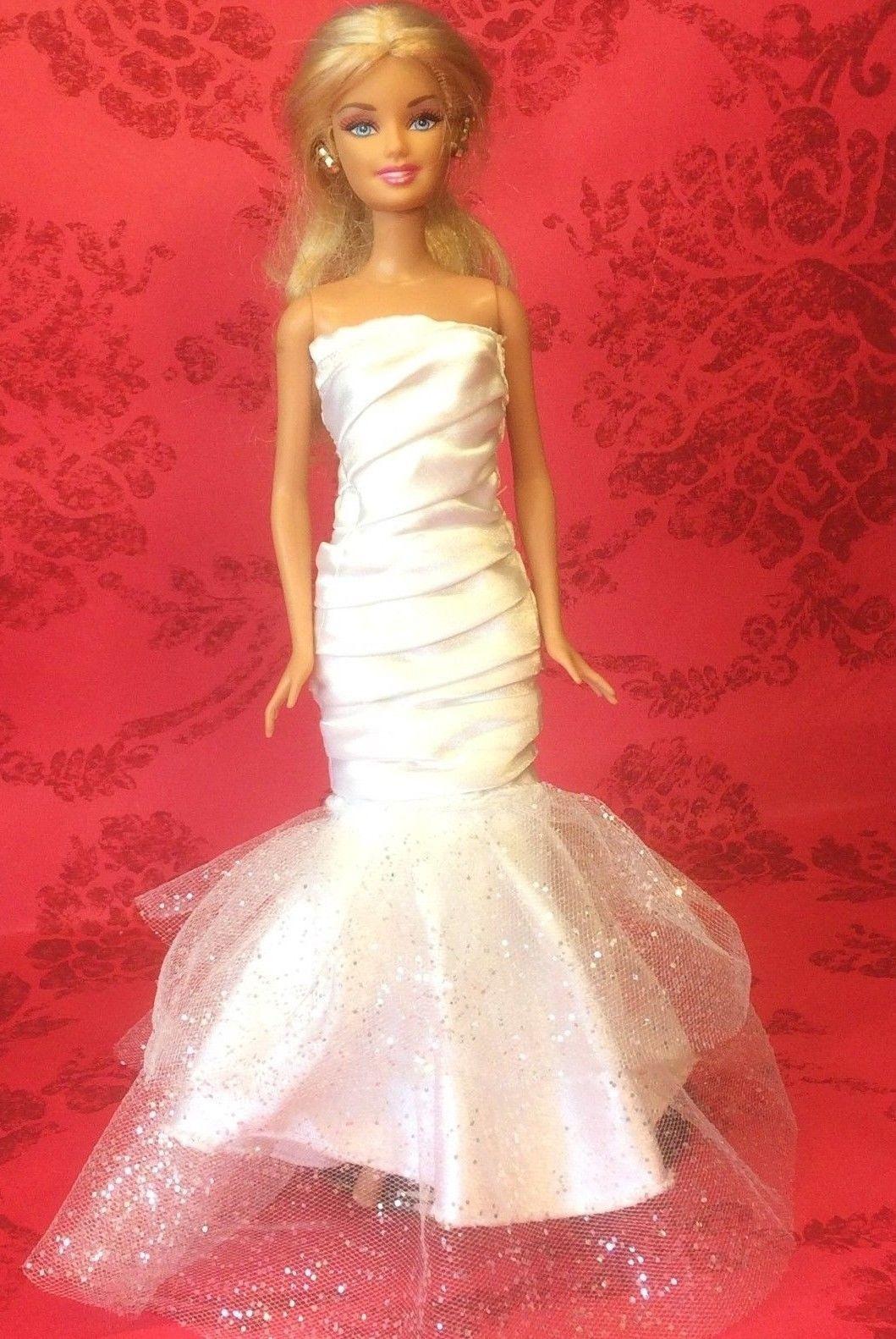 Designer Fantastisch Weißes Glitzer Kleid Ärmel  Abendkleid