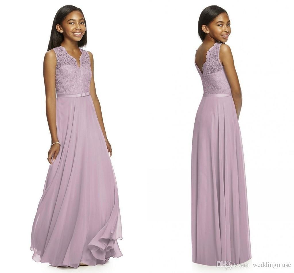 Designer Genial Kleid Lang Flieder Galerie  Abendkleid