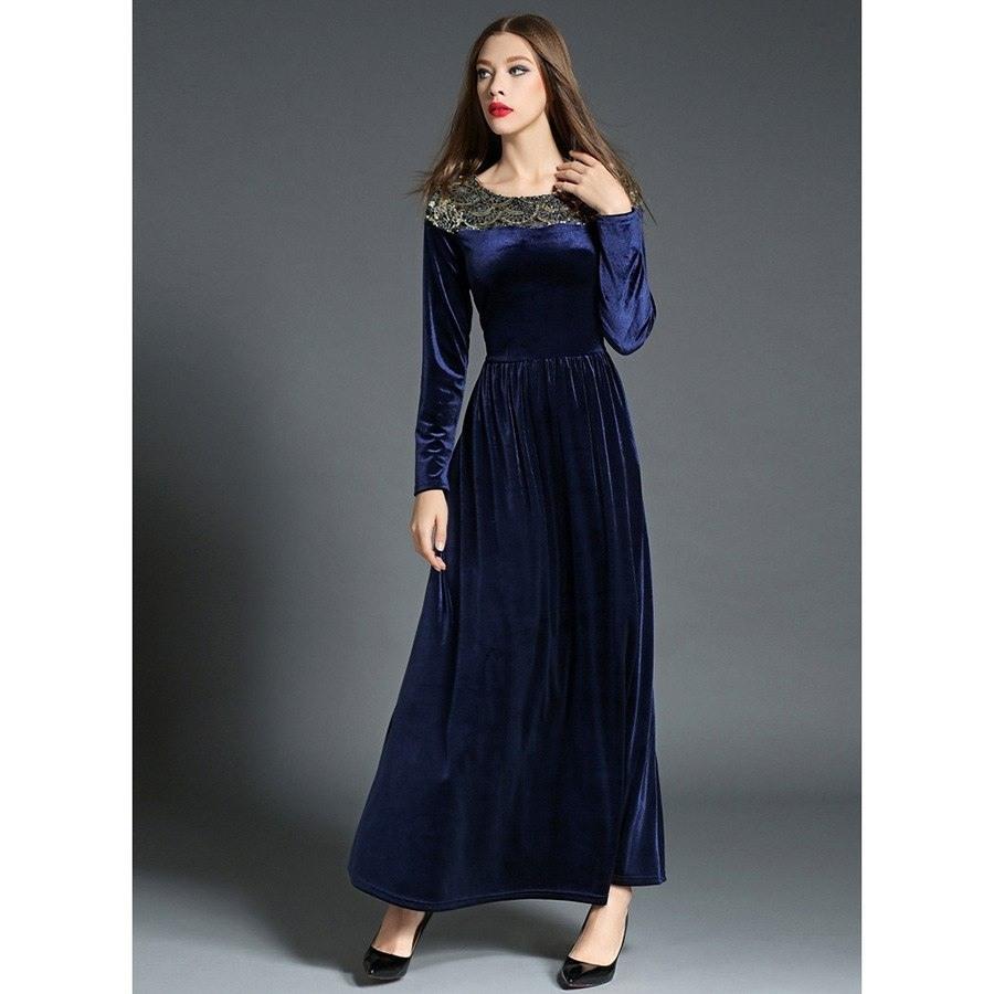 Designer Leicht Winterkleider Frauen Vertrieb  Abendkleid