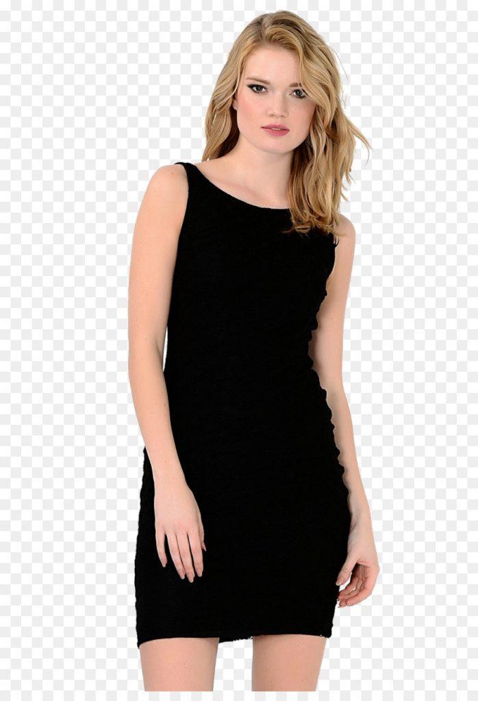Designer Schön Kleines Schwarzes Kleid Cocktailkleid Abend