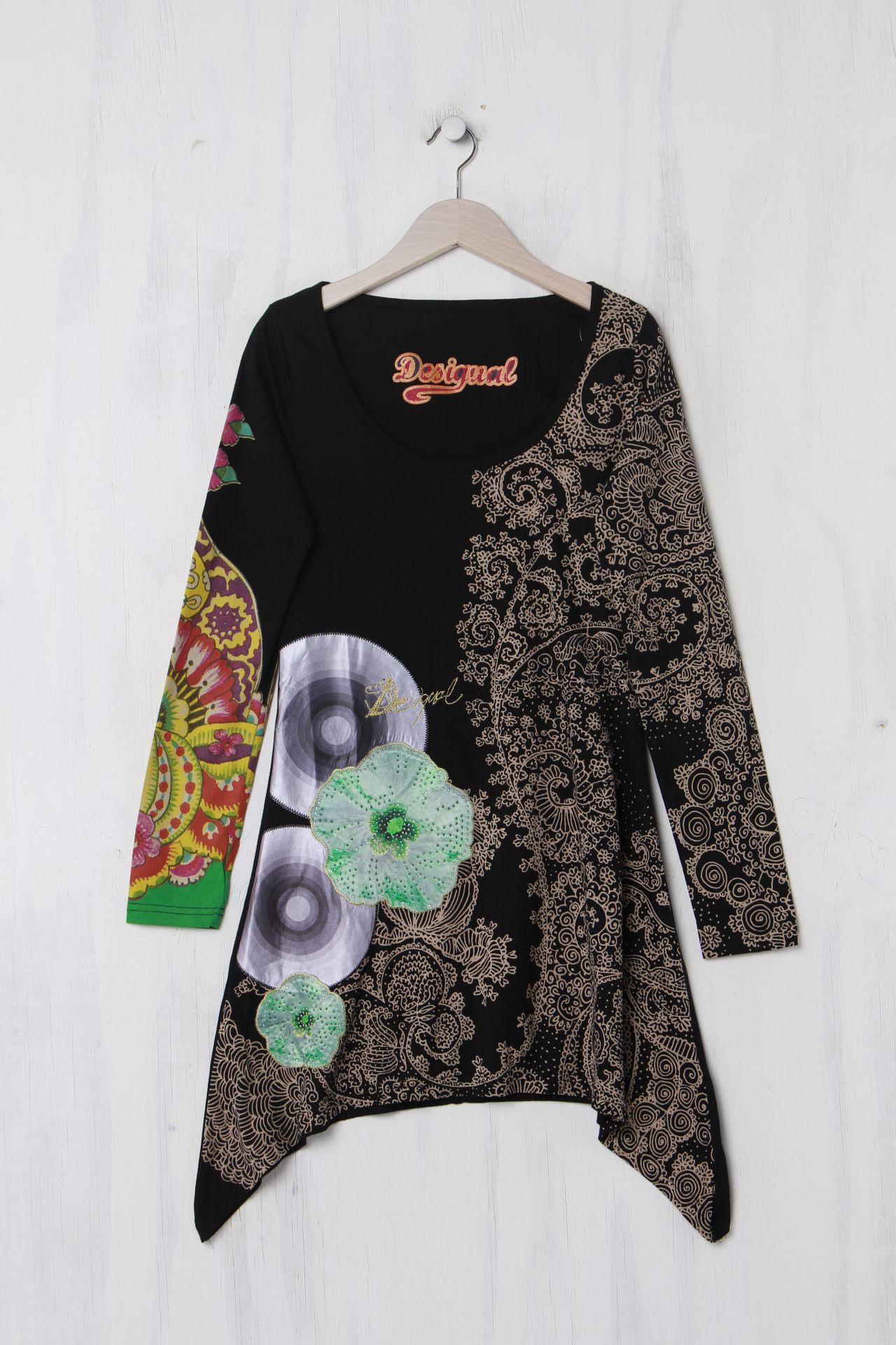 Desigual Kleid Second Hand Größe M  Desigual Kleider