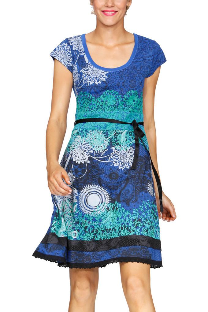 Desigual Kleid Vest Dana  Trendige Kleider Für Die Saison