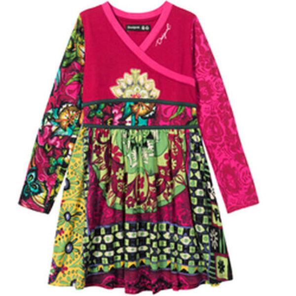 Desigual Mädchen Kleid Mit Strasssteinchen Von Galeria
