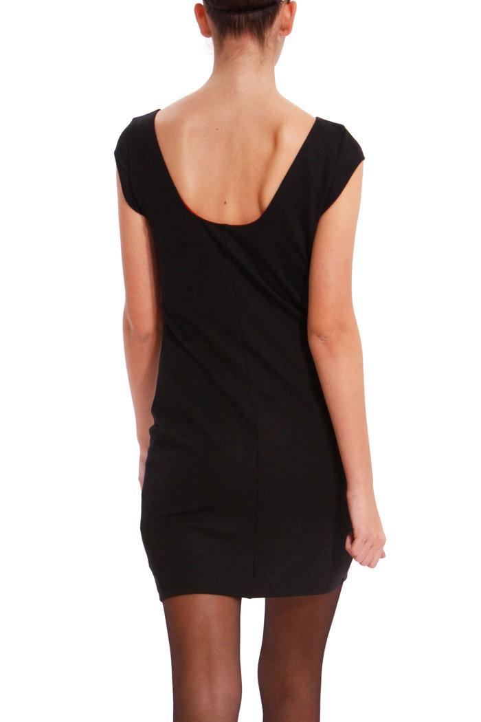 Desigual Tachil Kleid Schwarz L  Born2Style Fashion Store